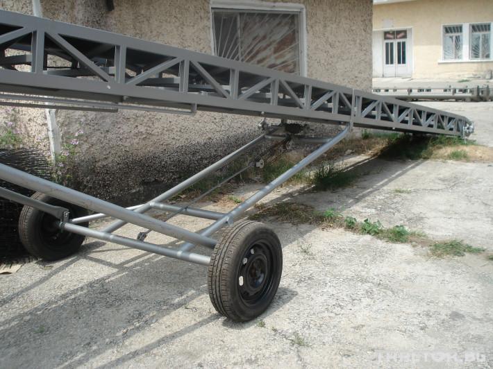Обработка на зърно Лентов товарач 2 - Трактор БГ