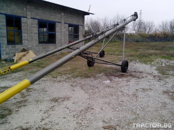 Обработка на зърно Шнеков зърнотоварач 0 - Трактор БГ