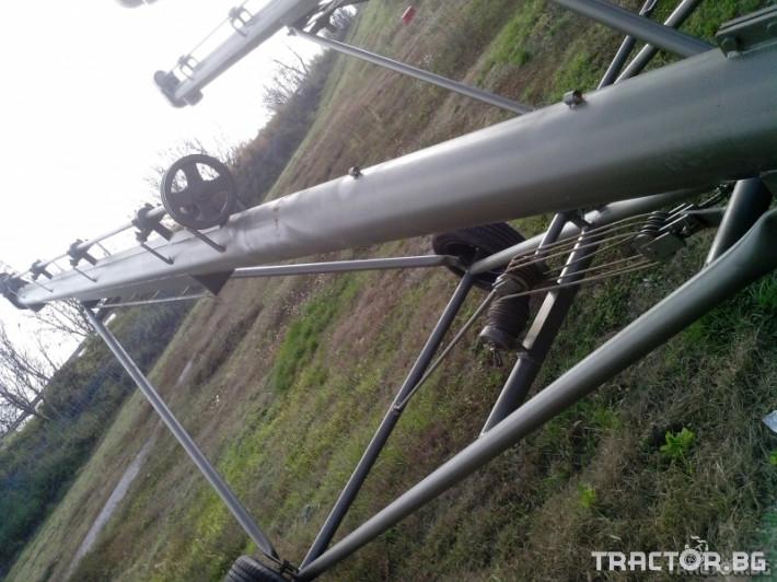Обработка на зърно Шнеков зърнотоварач 2 - Трактор БГ