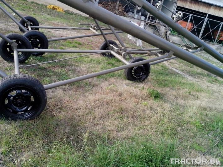 Обработка на зърно Шнеков зърнотоварач 6 - Трактор БГ