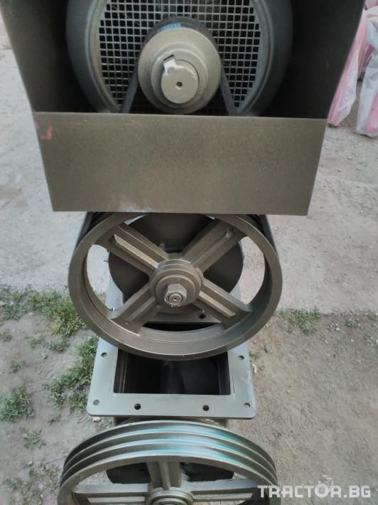 Обработка на зърно Шнеков зърнотоварач 10 - Трактор БГ