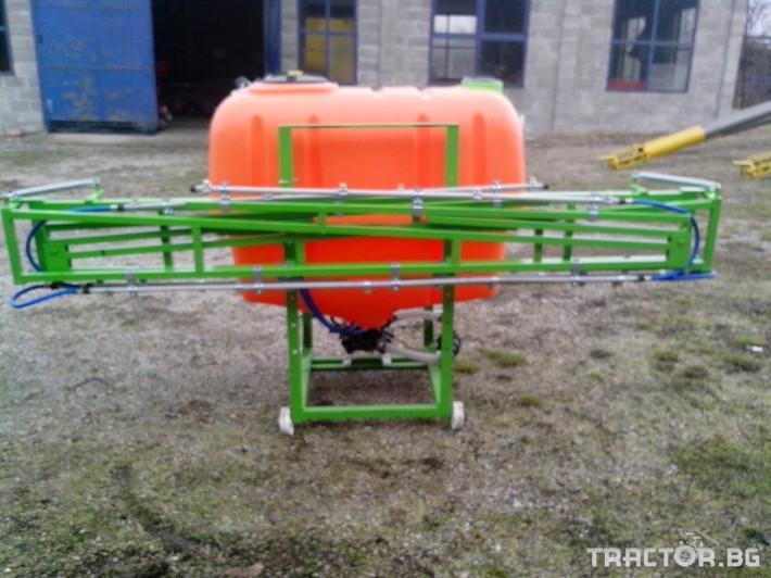 Пръскачки Навесна пръскачка 10 - Трактор БГ
