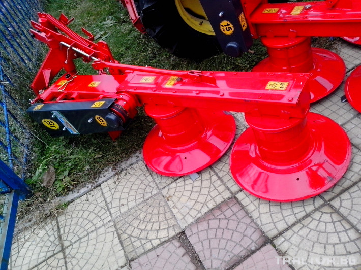Косачки Турска роторна косачка BZC 0 - Трактор БГ