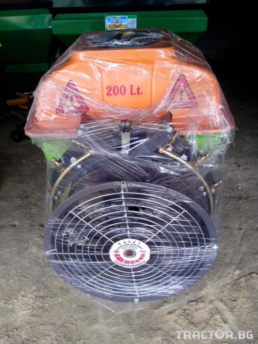 Пръскачки Вентилаторна пръскачка- 200 / 400 / 600 л. 5 - Трактор БГ