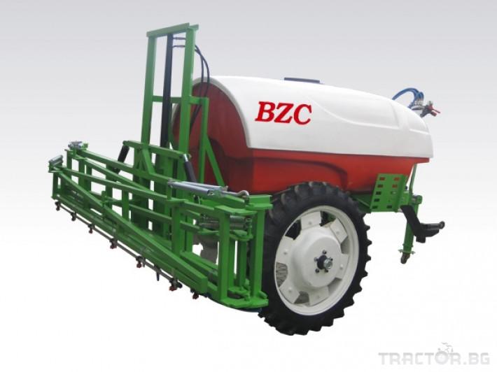 Пръскачки Щангова пръскачка BZC 0 - Трактор БГ