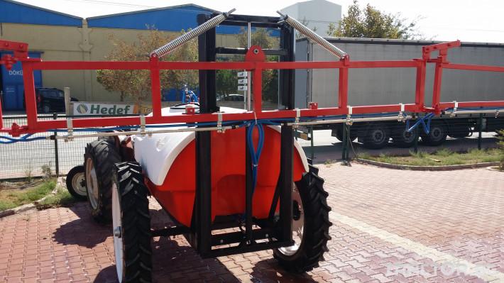 Пръскачки Щангова пръскачка BZC 1 - Трактор БГ