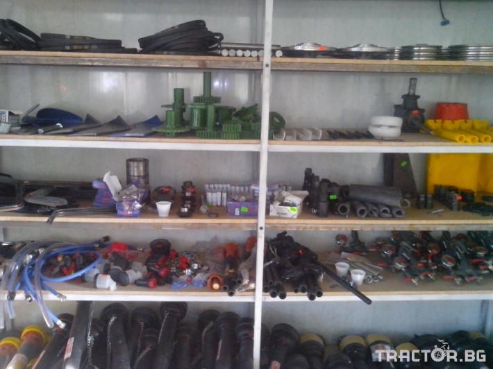 Части за инвентар Части за косачки, торачки, пръскачки -BZC 0