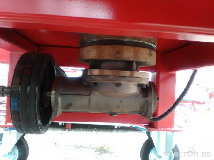 Машини за ферми Мискер за силаж BZC 1 - Трактор БГ